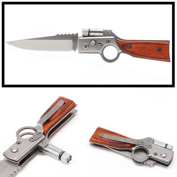 Tactical Folding Survival Hunting Camping Pocket Knife